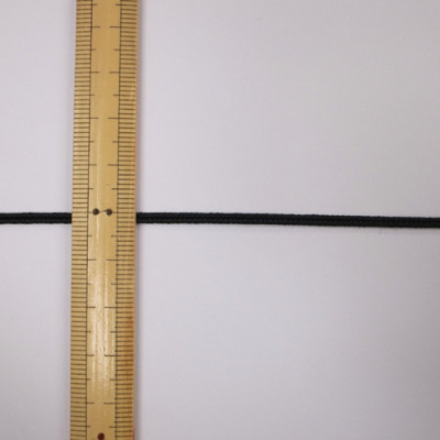 BR0301 ブレード 2mm ブラック(黒) 1m単位