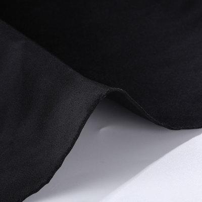 BSB021 ブライダルサテン[B] ブラック(黒)