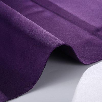 BSB032 ブライダルサテン[B] パープル系(紫系)