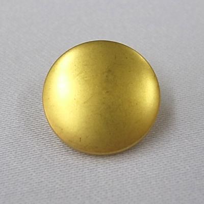 BT1013 汎用ボタン 18mm ゴールド 6個セット 特価