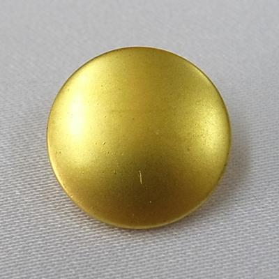 BT1014 汎用ボタン 21mm ゴールド 6個セット 特価