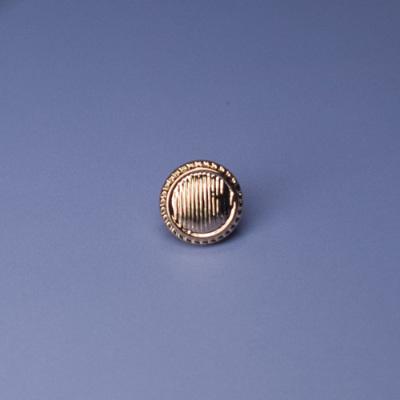 BT1041 ミニラインボタン 8mm ゴールド(金)