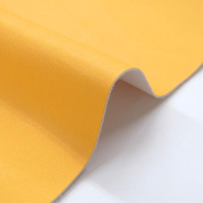 合皮生地 LS33 イエロー系(黄色系)