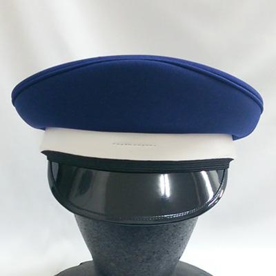 MCBA073 軍帽【タイプB】 ネイビーブルー(A-073) 頭周60cm