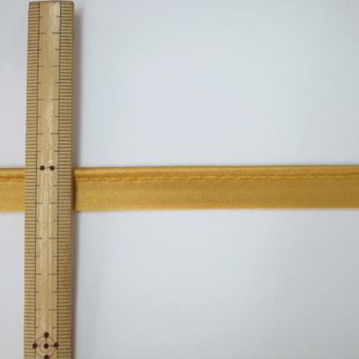PP3003 サテンパイピングコード 3mm ディープゴールド 1m単位