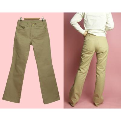 PTU207 美脚パンツの型紙 レディース