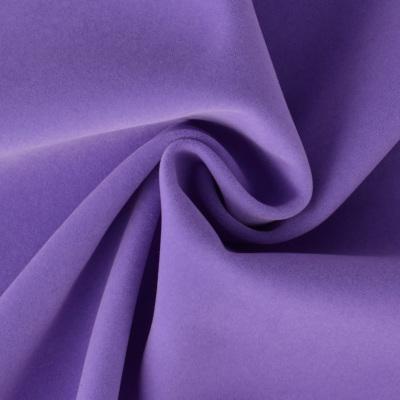 hm5734 化繊ベルベット 薄紫